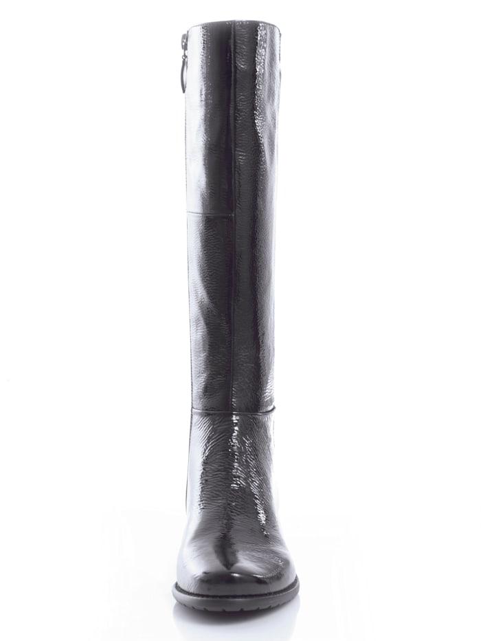 Stiefel aus Nappaleder