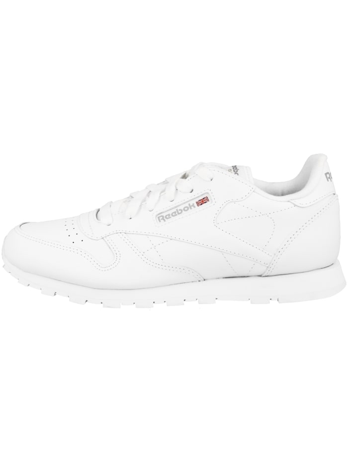 Reebok Classic Sneaker low Classic Leather (GS), weiss
