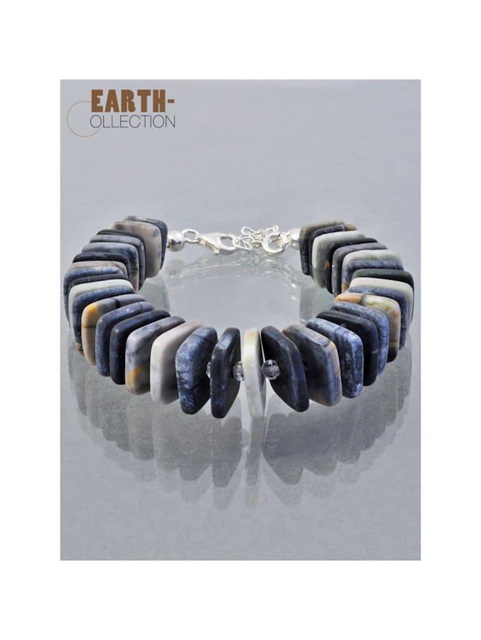 1001 Diamonds Multicolor Armband, bunt