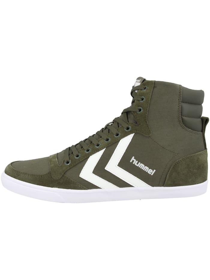 Hummel Sneaker high Slimmer Stadil High, gruen