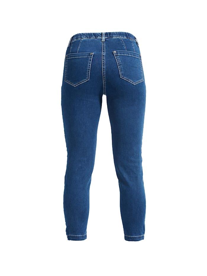 7/8-Jeans Madison im Slim-Fit-Schnitt