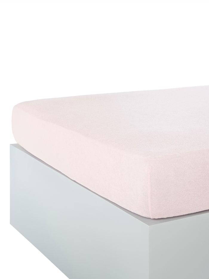 Webschatz Hoeslaken, roze