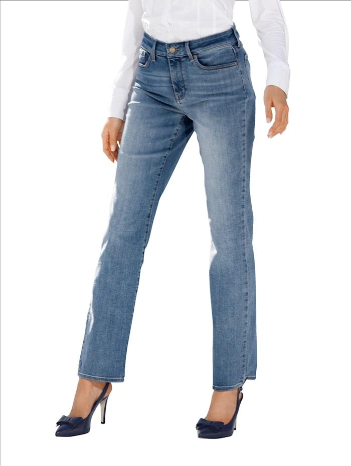 NYDJ Jeans mit LIFT&TUCK-Technologie, Medium blue
