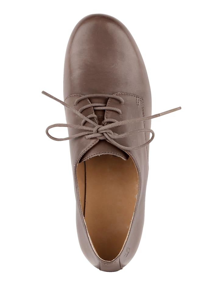 Šnurovacia obuv z kvalitnej nappa kože