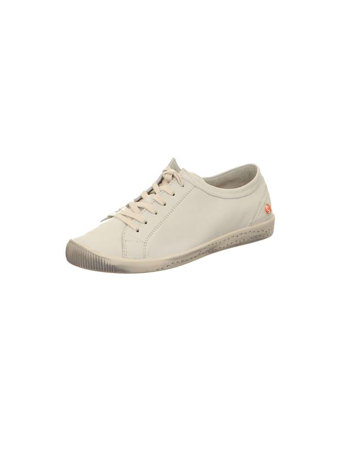 Softinos Sneaker Sneaker, weiß