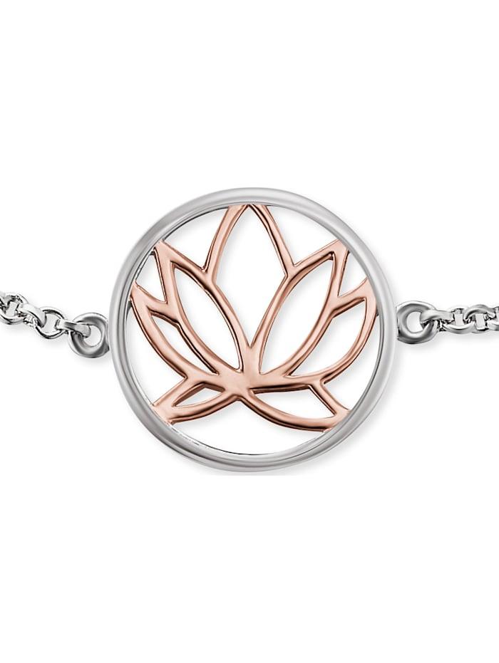 Engelsrufer Damen-Armband Lotus 925er Silber