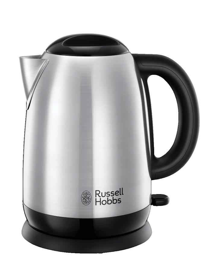 Russell Hobbs Russel Hobbs Adventure Wasserkocher, silber/schwarz