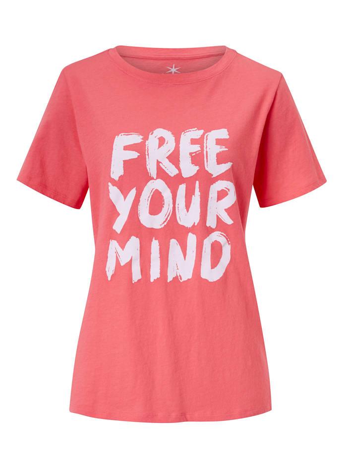 JUVIA T-Shirt, Rosé