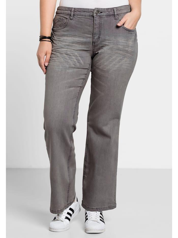 Sheego Sheego Jeans, grey Denim