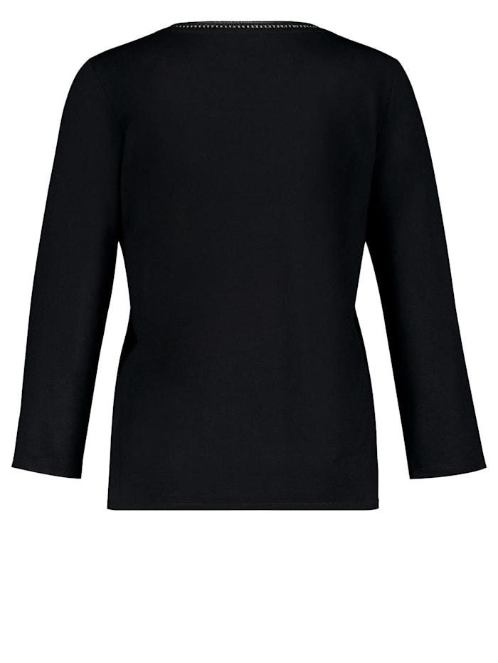 3/4 Arm Shirt mit Frontmotiv