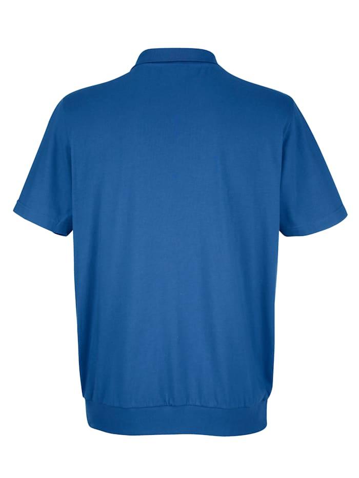 Blousonshirt mit praktischen Brusttaschen