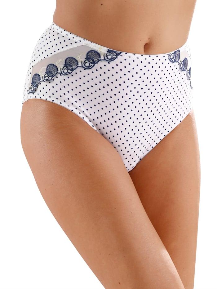 Harmony Slip in beliebter Form, Weiß