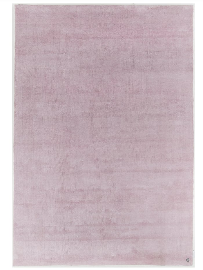 Tom Tailor Handtuftteppich Powder, Rosé