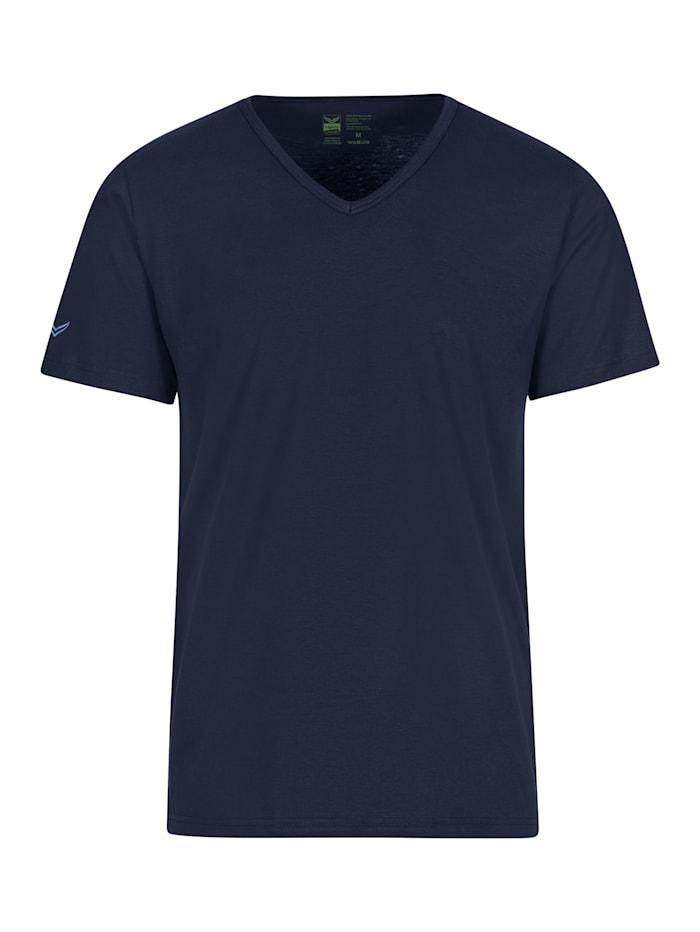 Herren V-Shirt aus 100% Bio-Baumwolle (kbA)
