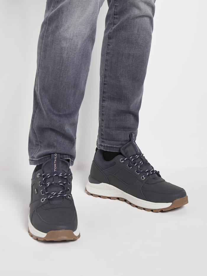 Tom Tailor Casual Sneaker, navy