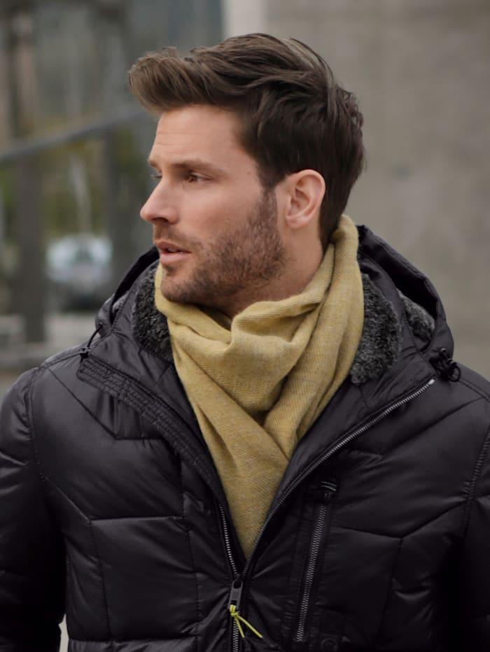 Schal mit Wolle