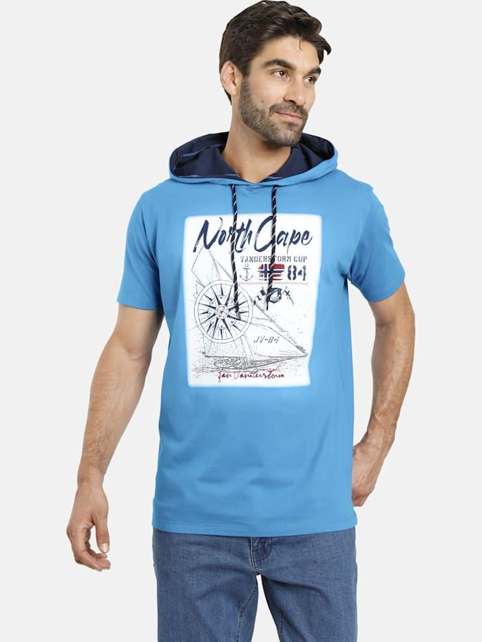 Jan Vanderstorm Jan Vanderstorm T-Shirt STAFFAN, hellblau