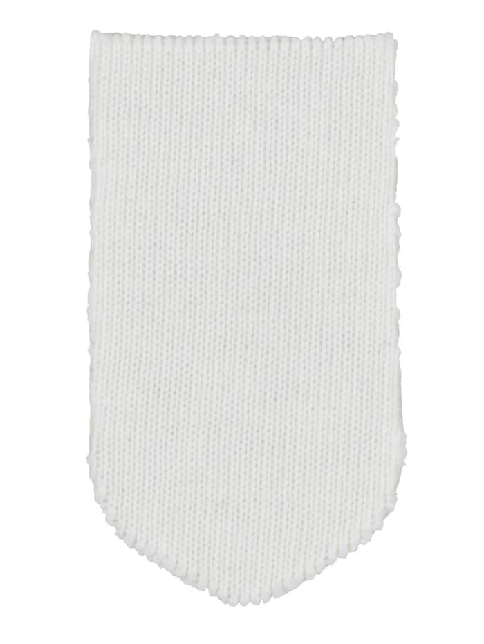 Esda Socquettes, Blanc