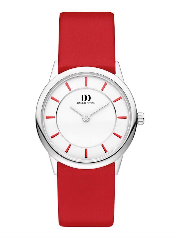 Danish Design Damenuhr 3324547, Rot
