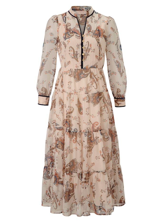SIENNA Kleid, Beige