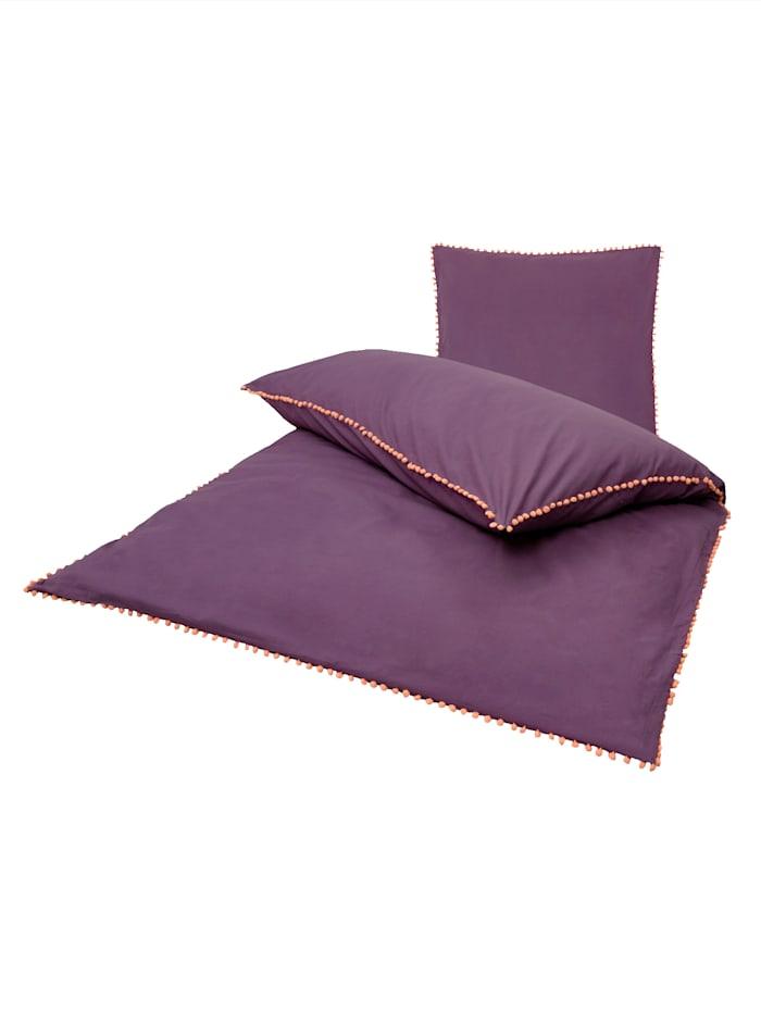 IMPRESSIONEN living Parure de lit, Violet