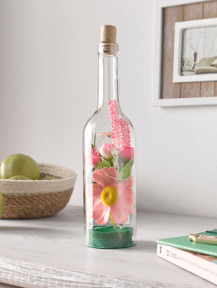 LED Vase, multicolor