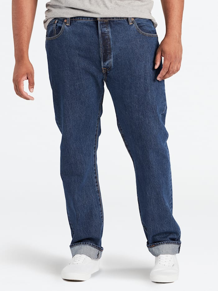 Straight Fit Jeans 501™ geknöpft