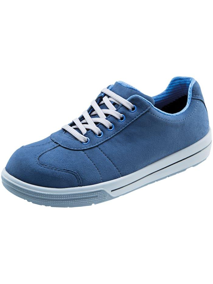 Atlas Sicherheitsschuhe Sneaker A460 ESD, blau