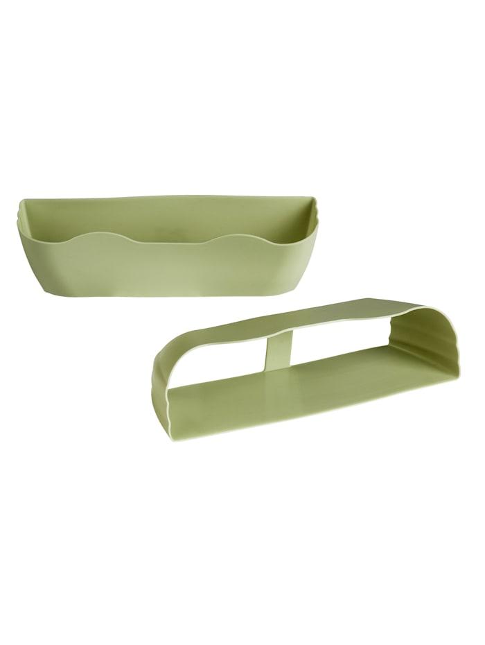 4er-Set Pantoffelhalter