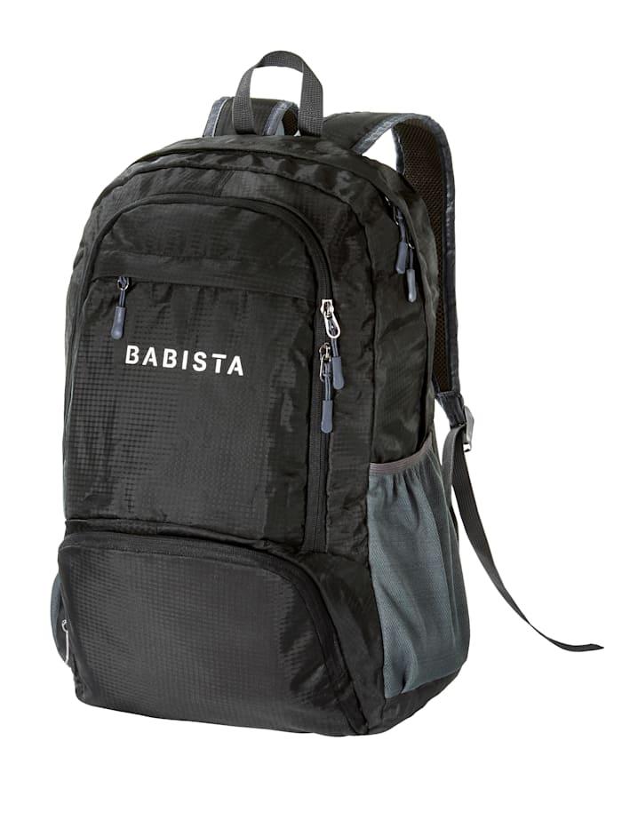 BABISTA Rucksack, schwarz