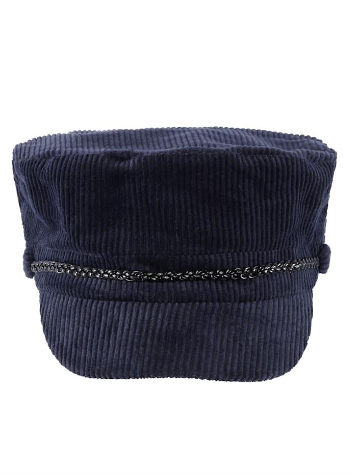 SIENNA Mütze, blau