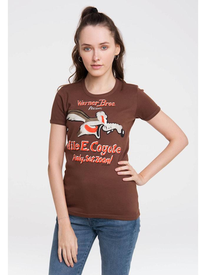 T-Shirt Looney Tunes mit lizenziertem Originaldesign