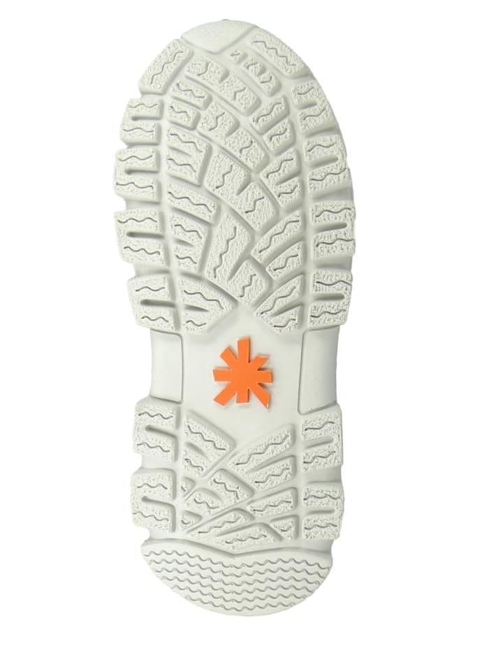 Damen Leder Sneaker CORE1 White Weiß 1650