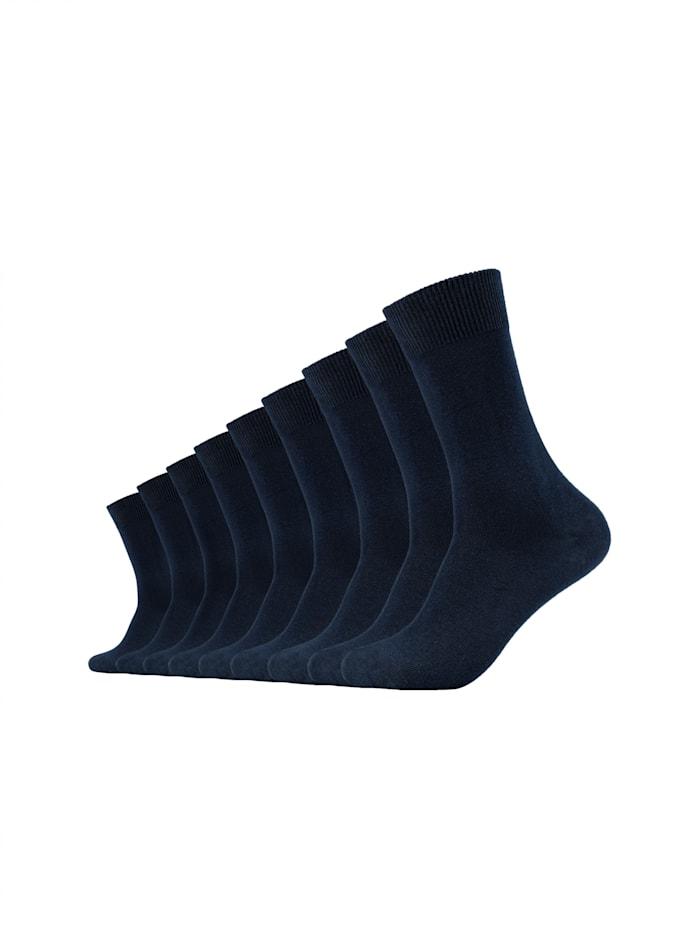 Camano Socken 9er Pack, navy