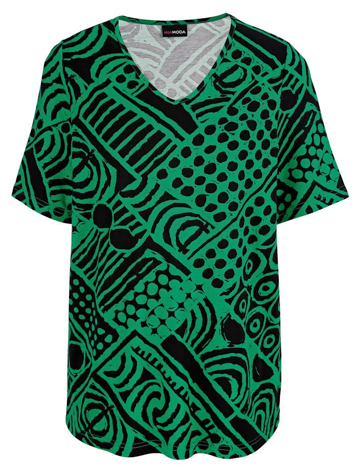 T-shirt avec motif graphique
