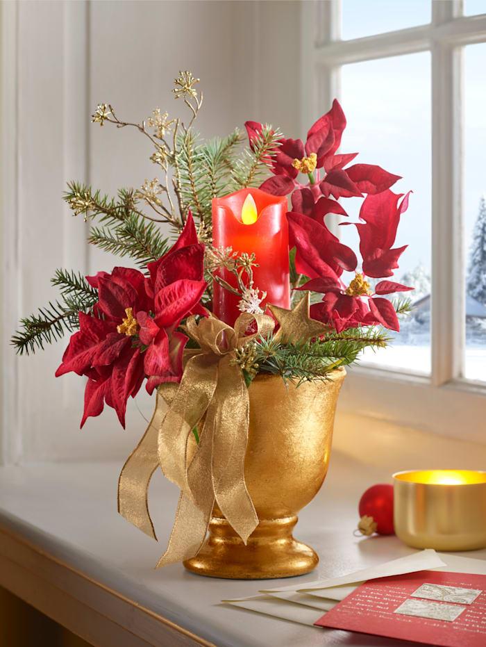 Tewa Blomsteroppsats, Rød