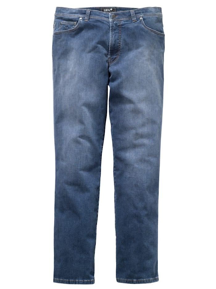 Jeans in moderner Used-Optik