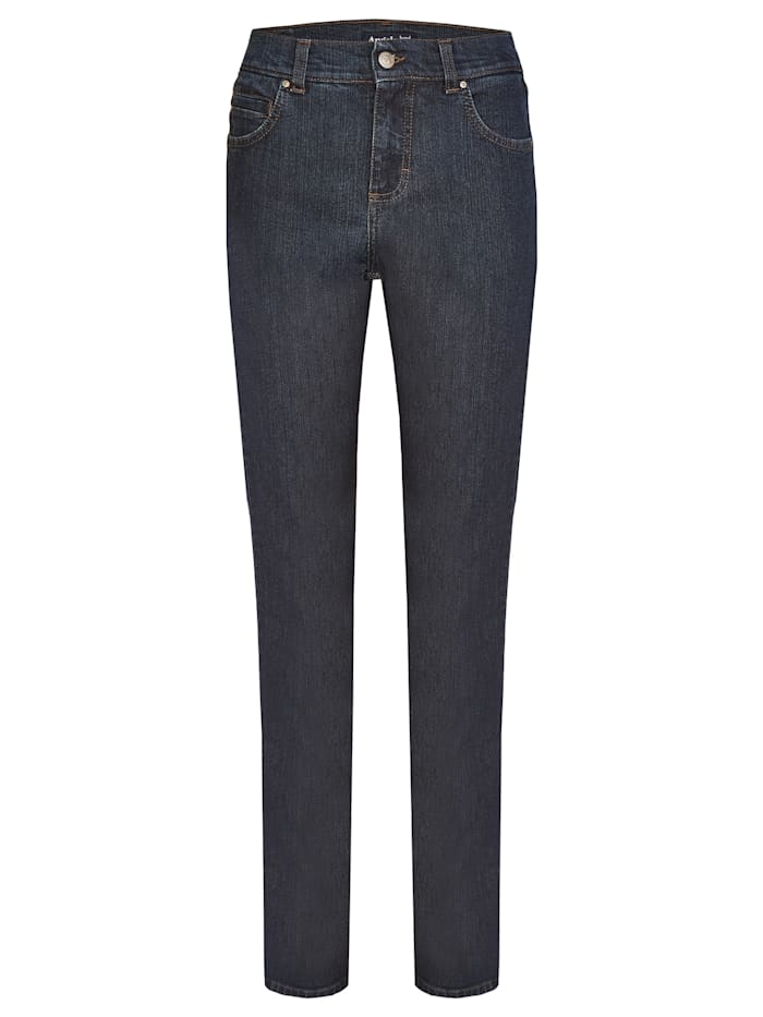Angels Jeans 'Cici' in Coloured Denim, dark