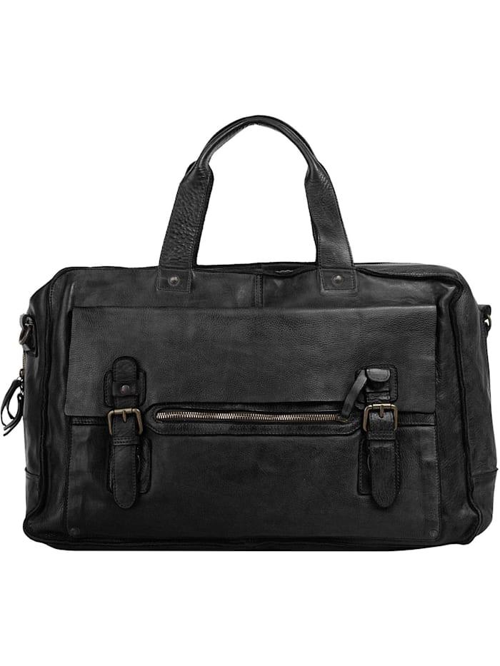 Harold's Reisetasche SUBMARINE, schwarz