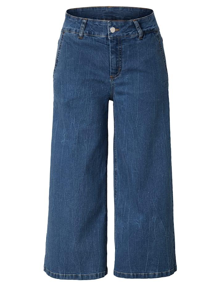 REKEN MAAR Jeans, Blau