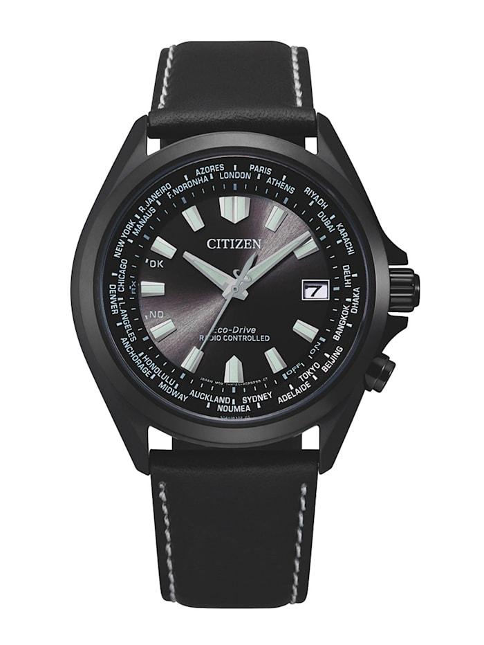 Citizen Herrenuhr CB0225-14E, Schwarz
