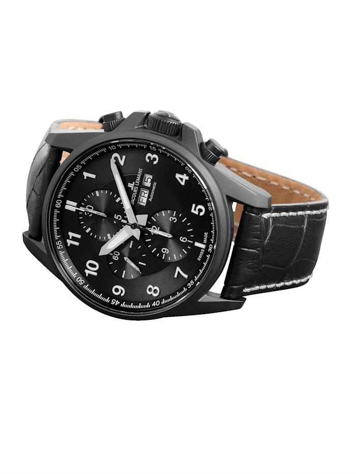 Herren- Uhr- Automatik-Chronograph Serie: Liverpool Automatic, Kollektion: Sport: 1- 1750C