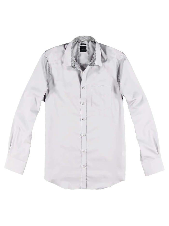 Engbers My Favorite Hemd in saisonaktueller Farbe, Silbergrau