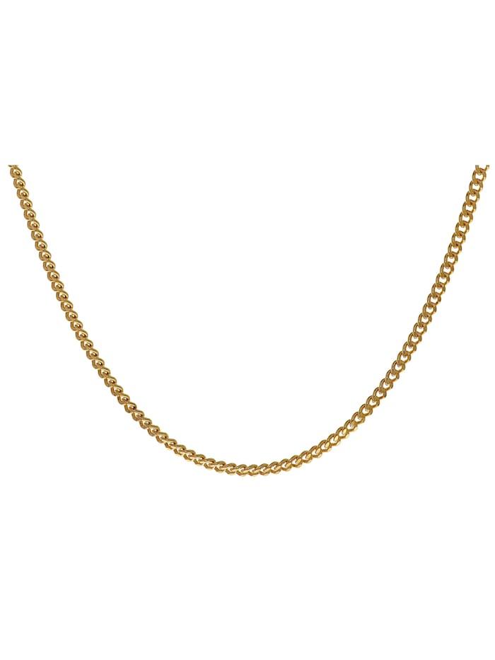 Gold Taufring-Anhänger mit goldplattierter Halskette