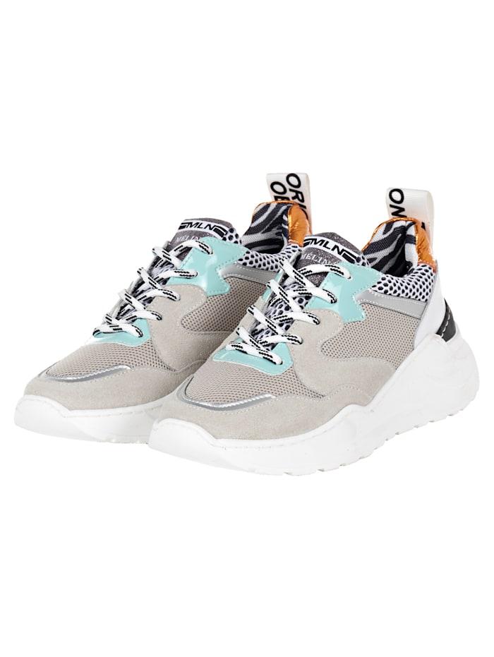Méliné Sneaker, Grau