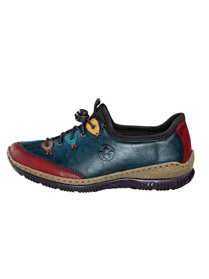 Rieker-kengät Pikanyöritys