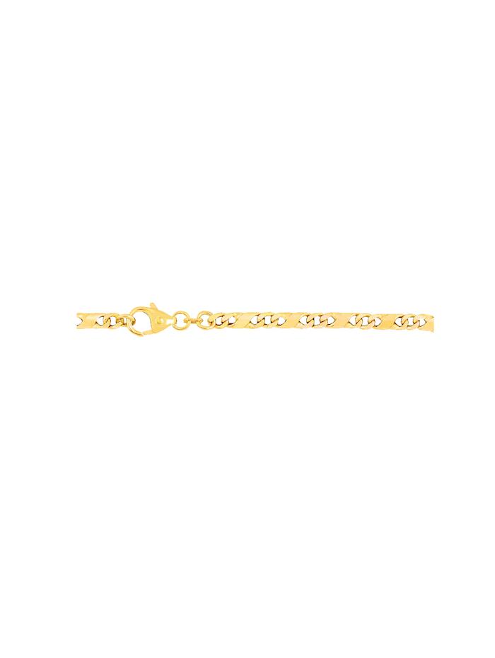 Giulia Armband in Gelbgold 585, Gelbgoldfarben