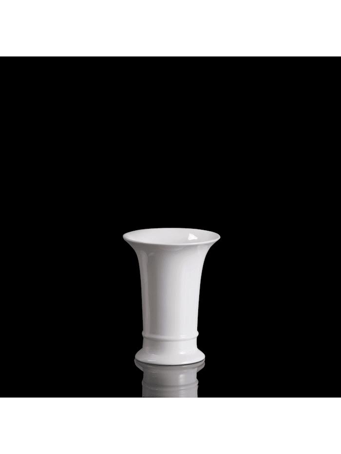 Kaiser Porzellan Kaiser Porzellan Vase Trompete klassisch, weiß