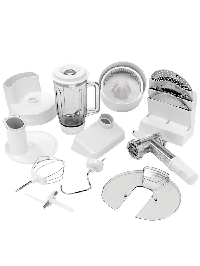 Bosch MUM4880 Küchenmaschine mit umfangreichem Zubehör