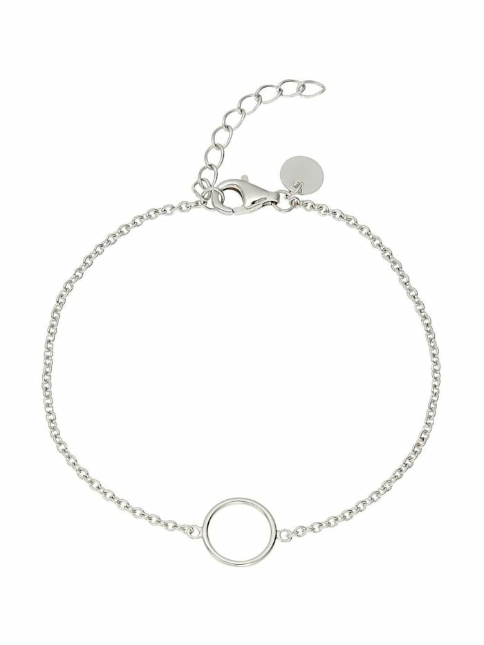 Noelani Armband für Damen, Sterling Silber 925, Silber